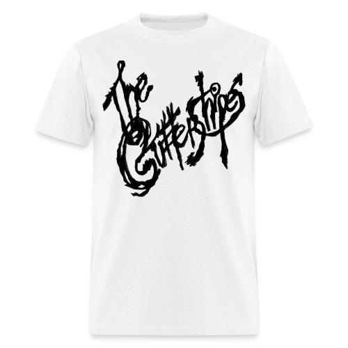 The Guttersnipes Logo 1 - Men's T-Shirt