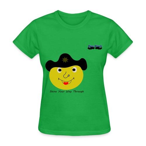 Busyhandz Drunken Sun Women's T shirt - Women's T-Shirt