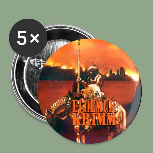 Eldemur Krimm -Dirigo Button - Small Buttons