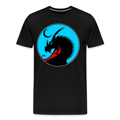 Enfantrix Blue/Red Shirt - Men's Premium T-Shirt