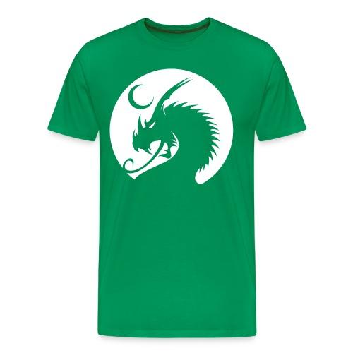 Enfantrix Outlined Shirt - Men's Premium T-Shirt