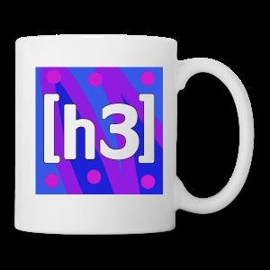 h3h3productions logo - Coffee/Tea Mug