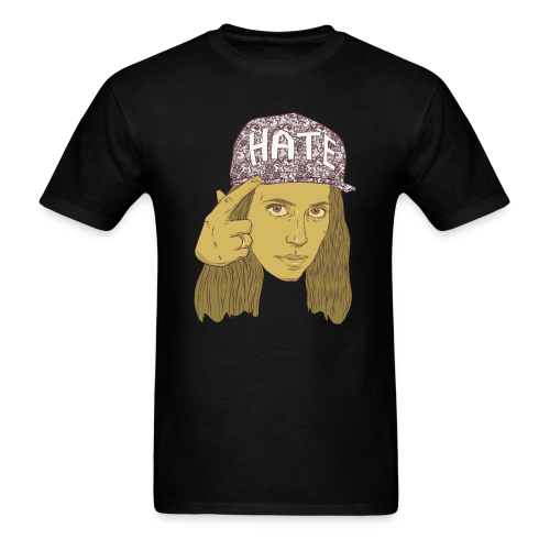 Hila Klein's Hate Hat - Men's T-Shirt