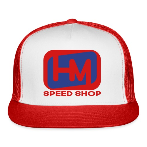 HM Speed Shop™ 2017 Mesh Cap RWB - Trucker Cap