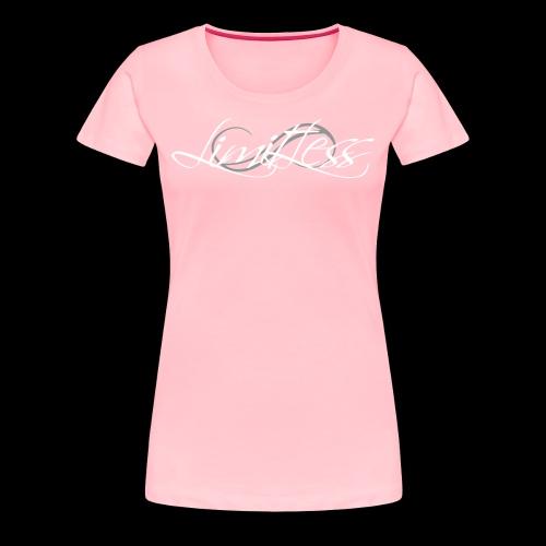 LIMITLESS LADIES TEE - Women's Premium T-Shirt