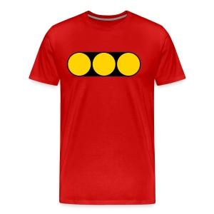 Drag Racing Scoop - Men's Premium T-Shirt