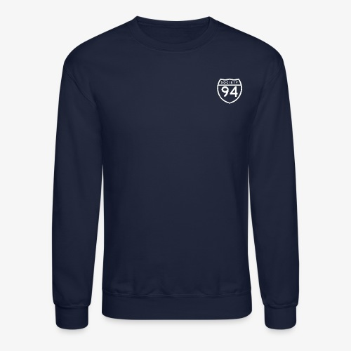 Men's 'Society' Crewneck Sweatshirt v2 - Crewneck Sweatshirt