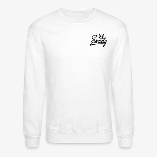 Men's 'Society' Crewneck Sweatshirt - Crewneck Sweatshirt