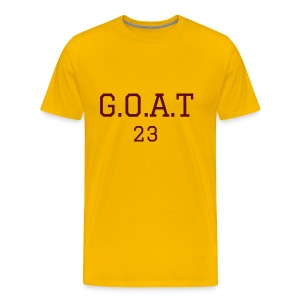 KING GOAT - Men's Premium T-Shirt