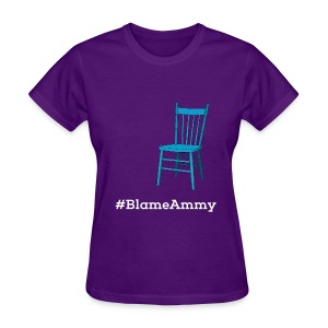 The Female Cheaper Ammy - Women's T-Shirt