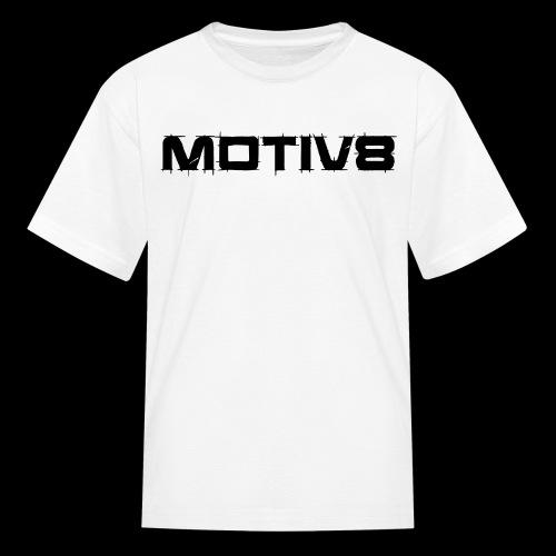 KIDS MOTIVATE TEE - Kids' T-Shirt
