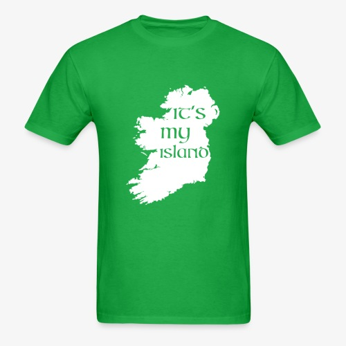 It's My Island - Men's T-Shirt