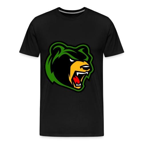 Bear logo Shirt Mens - Men's Premium T-Shirt