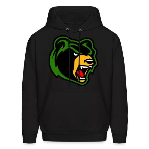 Bear Logo Sweat Shirt - Men's Hoodie
