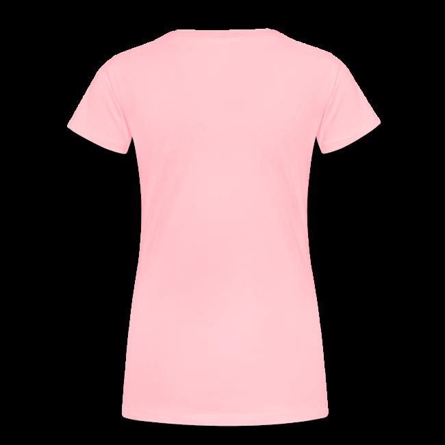 Pink Easy Allies Gray Logo T-Shirt!