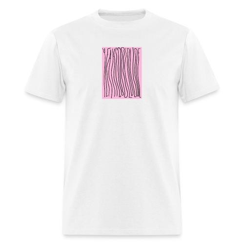 YEAH COOL DUDE STRETCH - Men's T-Shirt