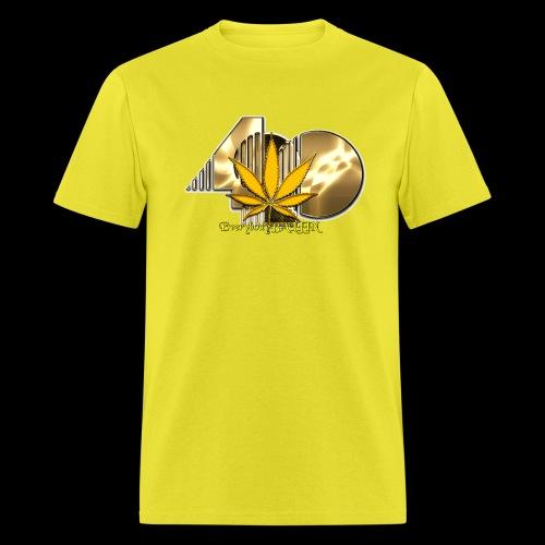 Men's Canary Yellow 420 Ltd Edition T - Men's T-Shirt