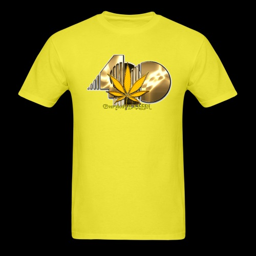 Men's Canary Yellow 420 Ltd Edition T - Men's T-Shirt
