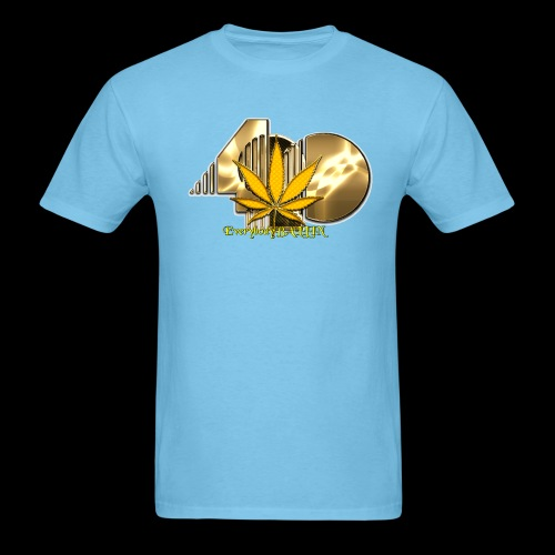 Men's Ocean Blue 420 Ltd Edition T - Men's T-Shirt
