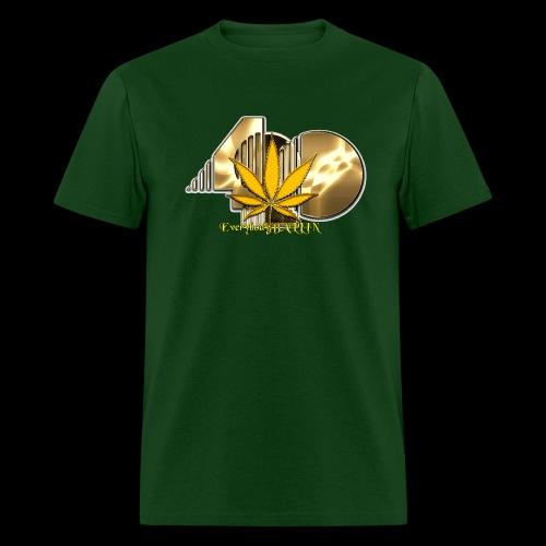 Men's Forest Green 420 Ltd Edition T - Men's T-Shirt