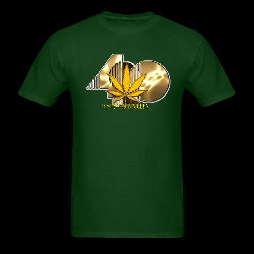 Men's Forest Green 420 Ltd Edition T - Men's T-Shirt