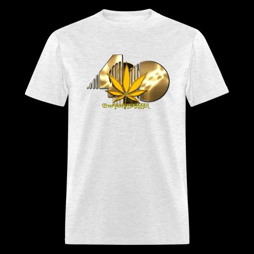 Men's Light Grey 420 Ltd Edition T - Men's T-Shirt