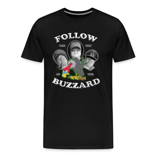 Buzzard Bob Custom - Men's Premium T-Shirt
