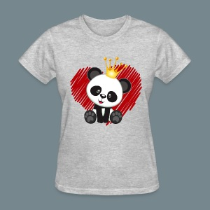 cute panda love - Women's T-Shirt