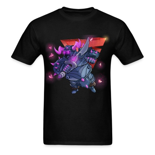Custom Pekka Logo - Men's T-Shirt