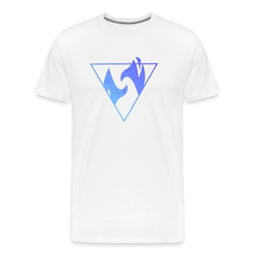 Crystal S Logo Alternate Tee - Men's Premium T-Shirt