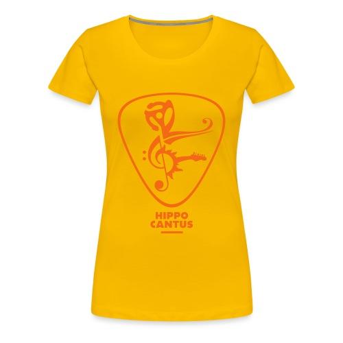 HIPPOCANTUS - back+front -s/3xl - multi colors - Women's Premium T-Shirt