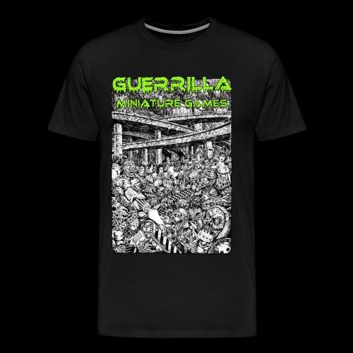 GMG Nerdgore T (Men's) - Men's Premium T-Shirt