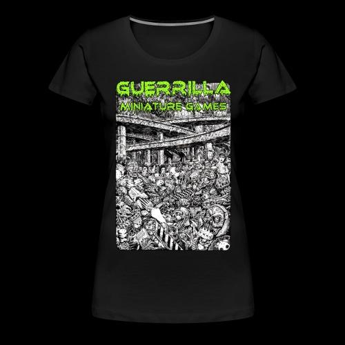GMG Nerdgore T (Women's)  - Women's Premium T-Shirt