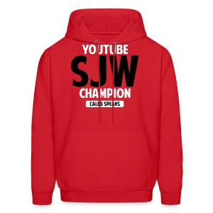YouTube SJW Champ Hoodie (Alternative Colors)  - Men's Hoodie