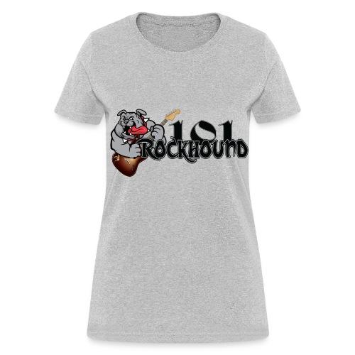 101 The Rockhound Womens T-Shirt - Women's T-Shirt