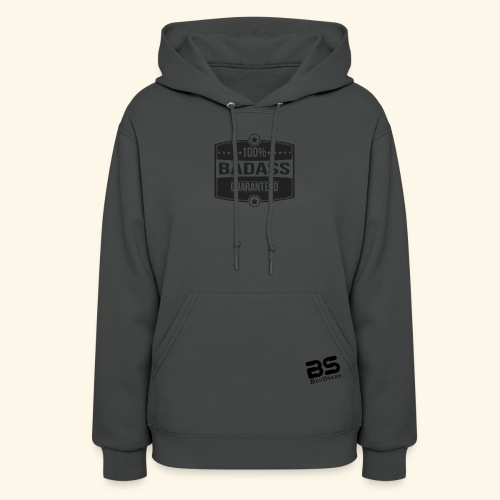 Women's Premium Hoodie Dark Grey - Women's Hoodie