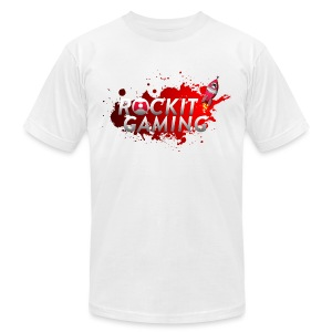 Rockit Gaming Splatter T - Men's Fine Jersey T-Shirt