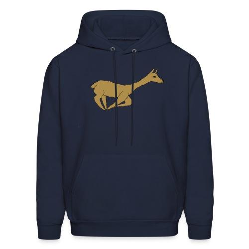 Running Alpaca Logo Hoodie - Men's Hoodie