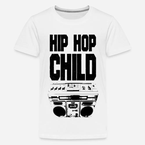 Hip Hop Child - Kids' Premium T-Shirt