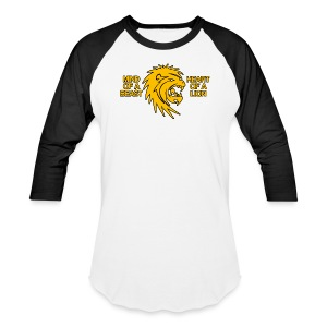 Heart of a Lion - Baseball T-Shirt