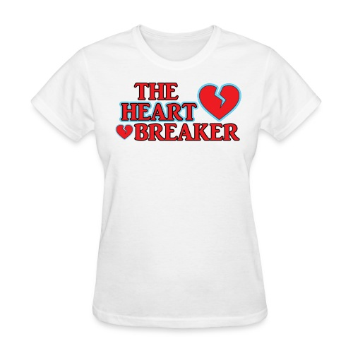 The Heart Breaker - Women's T-Shirt