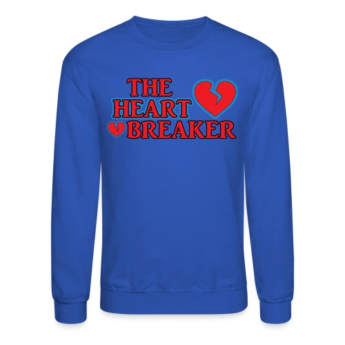 The Heart Breaker - Crewneck Sweatshirt