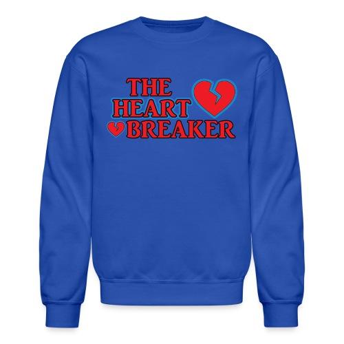 The Heart Breaker - Crewneck Sweatshirt