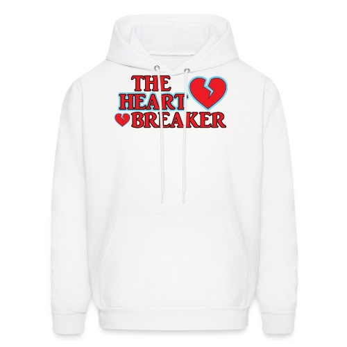 The Heart Breaker - Men's Hoodie