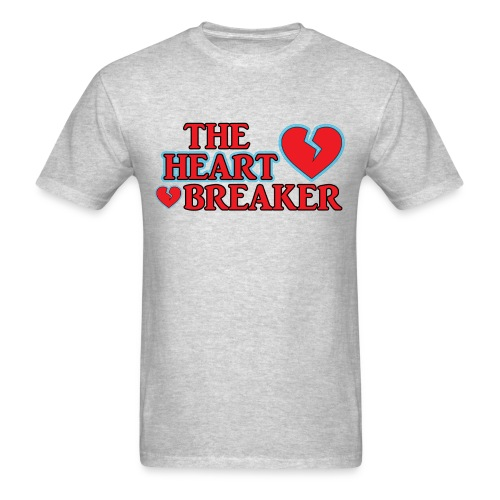 The Heart Breaker - Men's T-Shirt