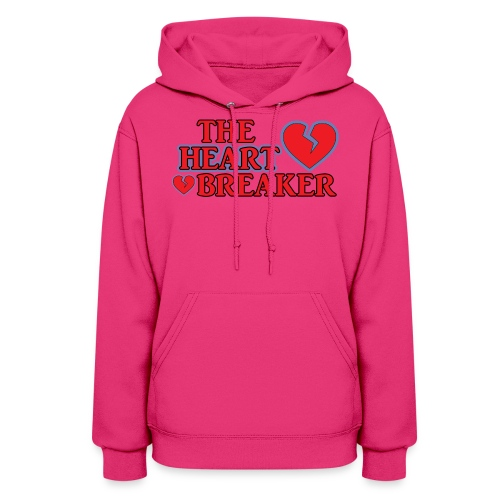 The Heart Breaker - Women's Hoodie