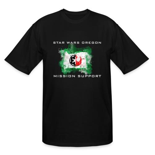 Men's tall spotter t-shirt - Men's Tall T-Shirt