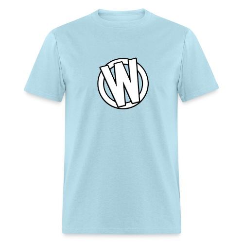 Mens Blue Shirt - Men's T-Shirt