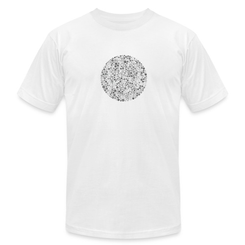 Ishihara Test - Men's Fine Jersey T-Shirt