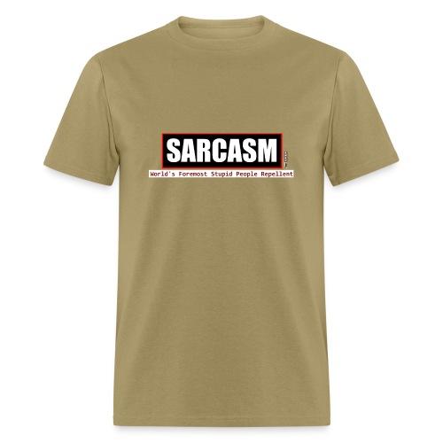 Stupid People Repellent - Men's T-Shirt